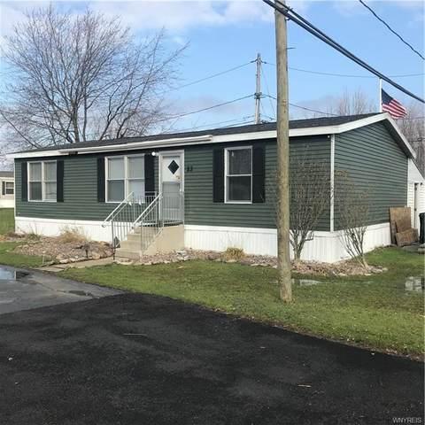 51 Ritchie #23 Avenue, Tonawanda-Town, NY 14150 (MLS #B1309033) :: 716 Realty Group
