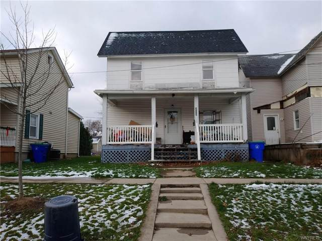 212 Catherine Street, Ridgeway, NY 14103 (MLS #B1309895) :: BridgeView Real Estate Services