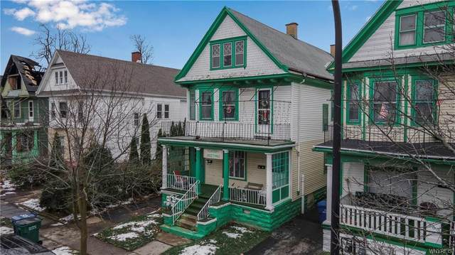 505 Woodlawn Avenue, Buffalo, NY 14208 (MLS #B1312215) :: 716 Realty Group