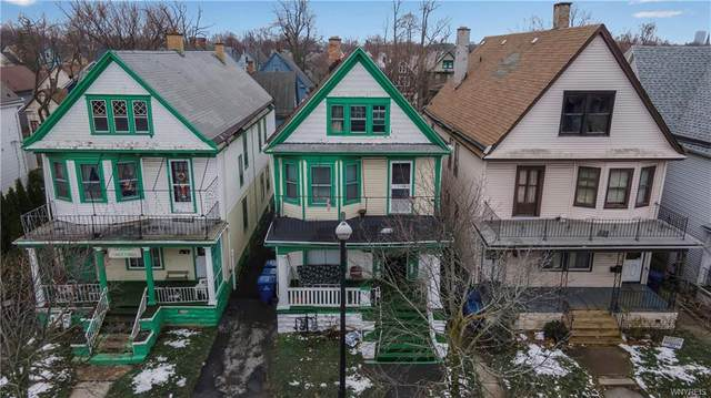 503 Woodlawn Avenue, Buffalo, NY 14208 (MLS #B1312222) :: 716 Realty Group