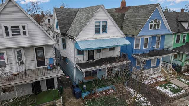 493 Woodlawn Avenue, Buffalo, NY 14208 (MLS #B1312225) :: 716 Realty Group