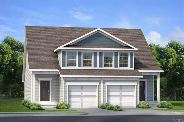 702 Carriage Lane, West Seneca, NY 14224 (MLS #B1312581) :: Robert PiazzaPalotto Sold Team