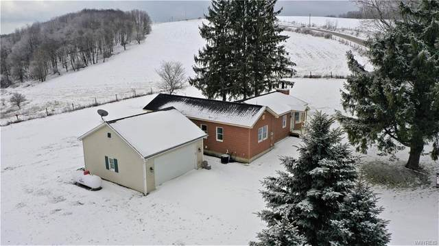 7290 Horn Hill Road, Ellicottville, NY 14731 (MLS #B1313431) :: Avant Realty