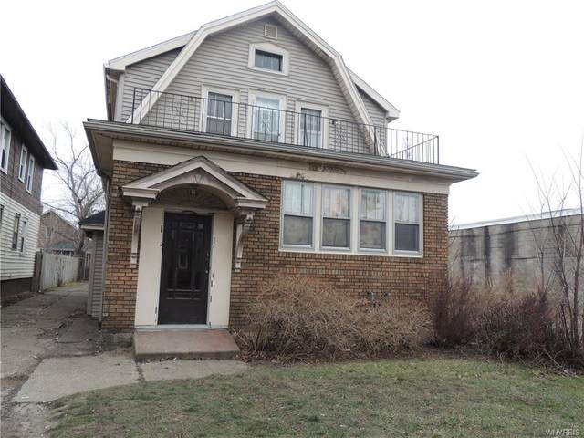 19 Ruspin Avenue, Buffalo, NY 14215 (MLS #B1313701) :: Avant Realty