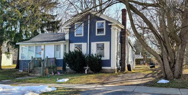 721 Church Street, Shelby, NY 14103 (MLS #B1314955) :: BridgeView Real Estate Services