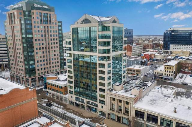 610 Main Street #604, Buffalo, NY 14202 (MLS #B1315900) :: Avant Realty