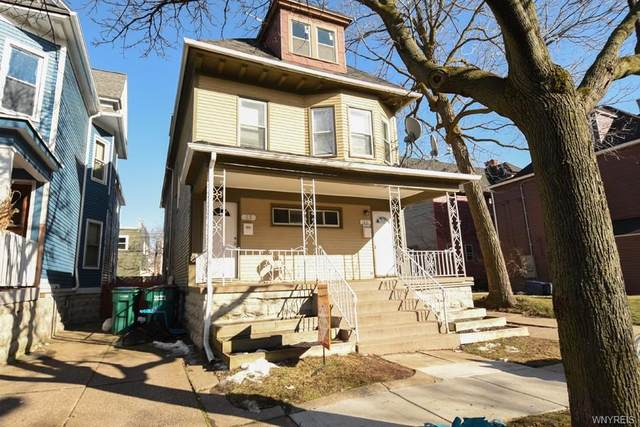 11 Hoyt Street, Buffalo, NY 14213 (MLS #B1321351) :: 716 Realty Group