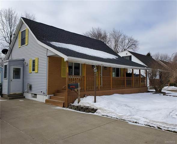 15 Airview, Cheektowaga, NY 14043 (MLS #B1321750) :: Avant Realty