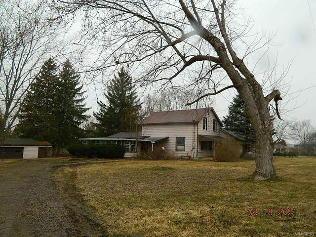11544 Gowanda State Road, North Collins, NY 14111 (MLS #B1324460) :: MyTown Realty
