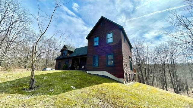 7447 Dublin Road, Mansfield, NY 14779 (MLS #B1326191) :: TLC Real Estate LLC