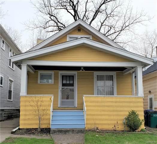4 Flower Street, Buffalo, NY 14214 (MLS #B1330677) :: BridgeView Real Estate