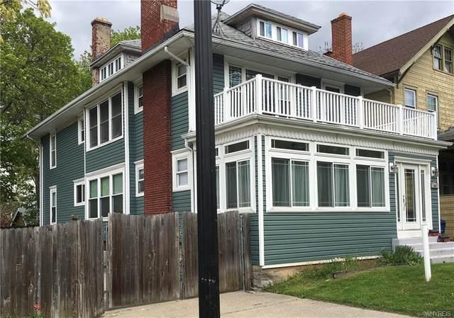 109 Florence Avenue, Buffalo, NY 14214 (MLS #B1332710) :: Robert PiazzaPalotto Sold Team