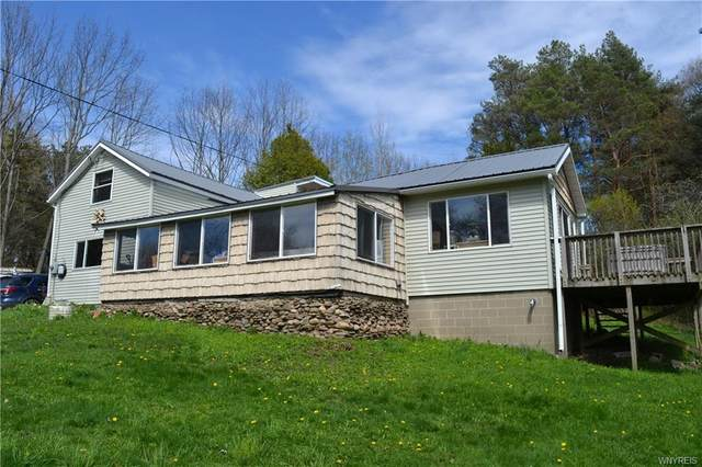 11419 Mehm Road, Sardinia, NY 14055 (MLS #B1333683) :: BridgeView Real Estate Services