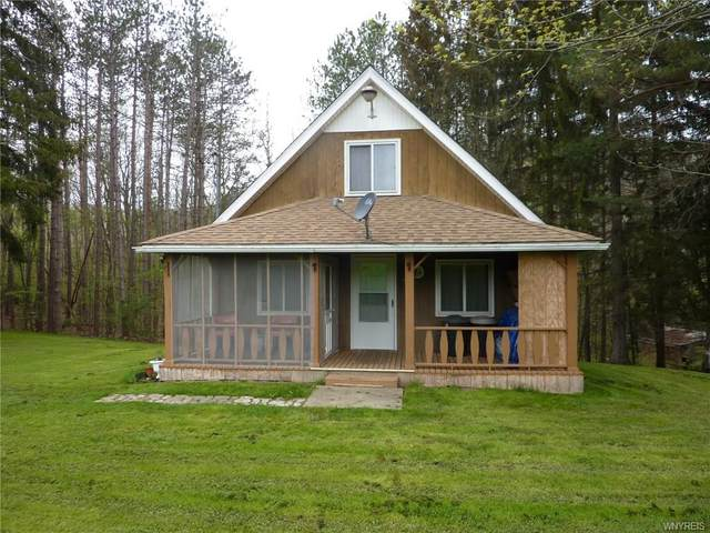 2031 Wolf Creek Road, Clarksville, NY 14727 (MLS #B1334974) :: 716 Realty Group