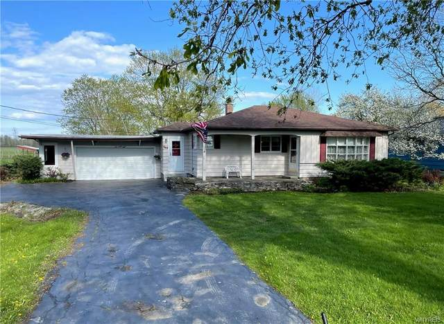 568 Aurora Street, Lancaster, NY 14086 (MLS #B1335690) :: BridgeView Real Estate Services