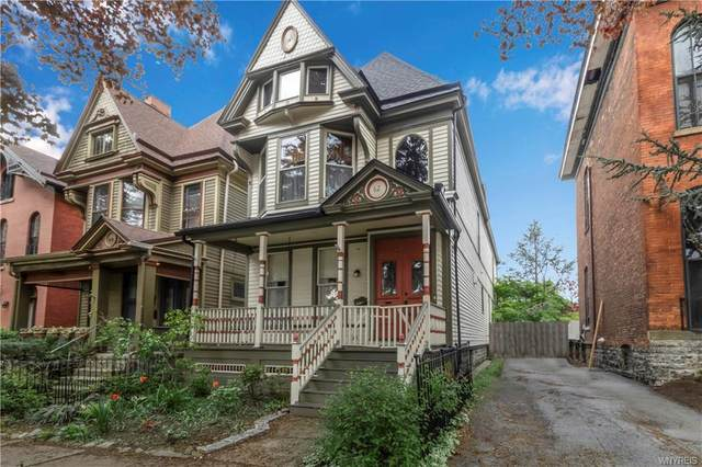 62 N Pearl Street, Buffalo, NY 14202 (MLS #B1335931) :: TLC Real Estate LLC