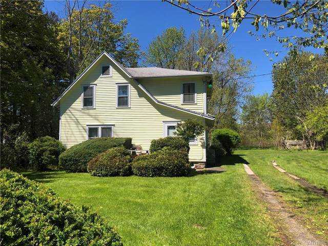 9758 South Main Street, Evans, NY 14006 (MLS #B1336193) :: BridgeView Real Estate Services