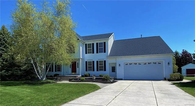 5361 Coyote Court, Clarence, NY 14221 (MLS #B1336890) :: 716 Realty Group
