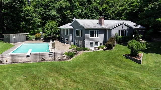 1960 Lapham Road, Aurora, NY 14052 (MLS #B1342487) :: BridgeView Real Estate Services