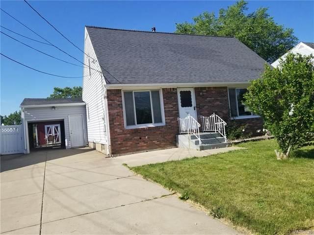 38 Smith Drive, Lackawanna, NY 14218 (MLS #B1342770) :: 716 Realty Group
