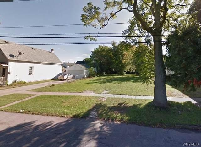 847 Perry Street, Buffalo, NY 14210 (MLS #B1344985) :: Robert PiazzaPalotto Sold Team