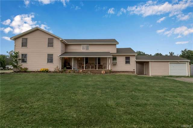 6233 Drake Settlement Road, Newfane, NY 14108 (MLS #B1346401) :: Robert PiazzaPalotto Sold Team