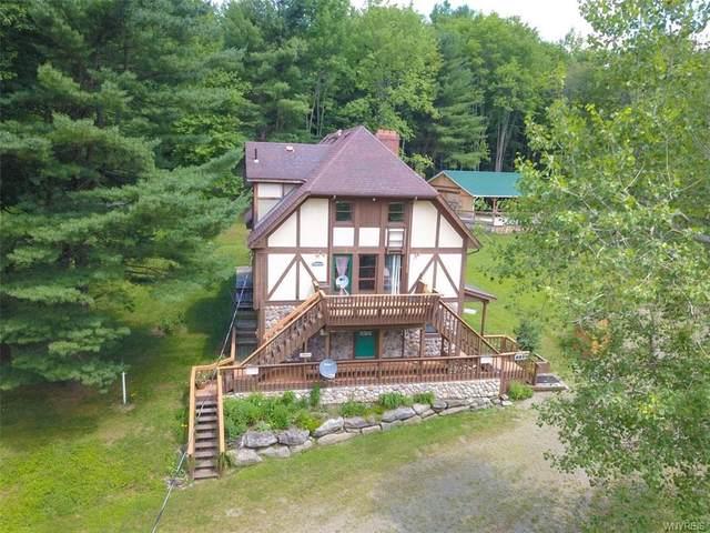 6846 Stone Road, Great Valley, NY 14741 (MLS #B1347982) :: Serota Real Estate LLC