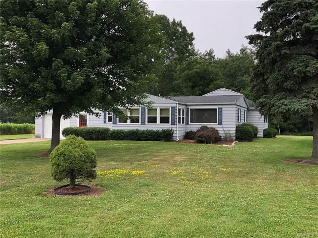 3523 Beals Road, Ridgeway, NY 14103 (MLS #B1350487) :: TLC Real Estate LLC