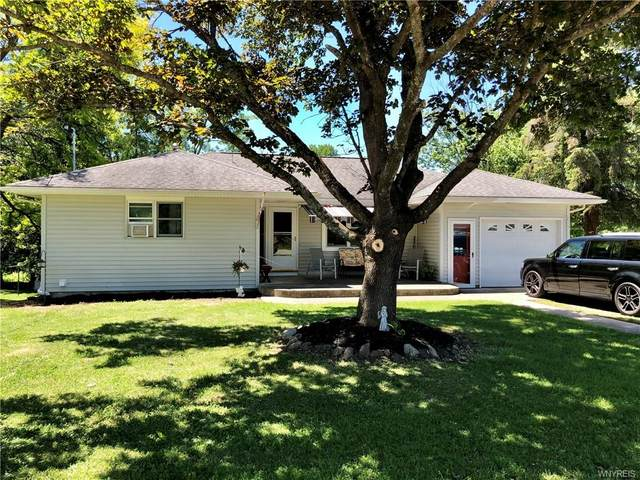 215 Capitol Heights, Holland, NY 14080 (MLS #B1351599) :: Robert PiazzaPalotto Sold Team
