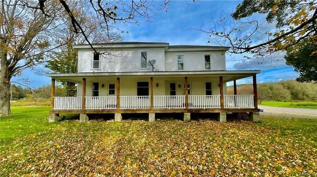 5149 Baker Road, Little Valley, NY 14779 (MLS #B1353225) :: Serota Real Estate LLC