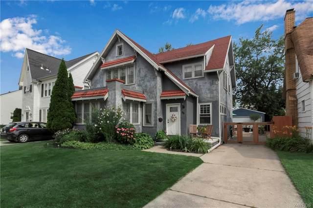326 Parkwood Avenue, Tonawanda-Town, NY 14217 (MLS #B1353671) :: BridgeView Real Estate Services