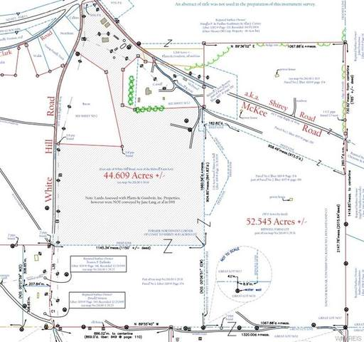 0 White Hill Road, Bolivar, NY 14715 (MLS #B1356585) :: TLC Real Estate LLC