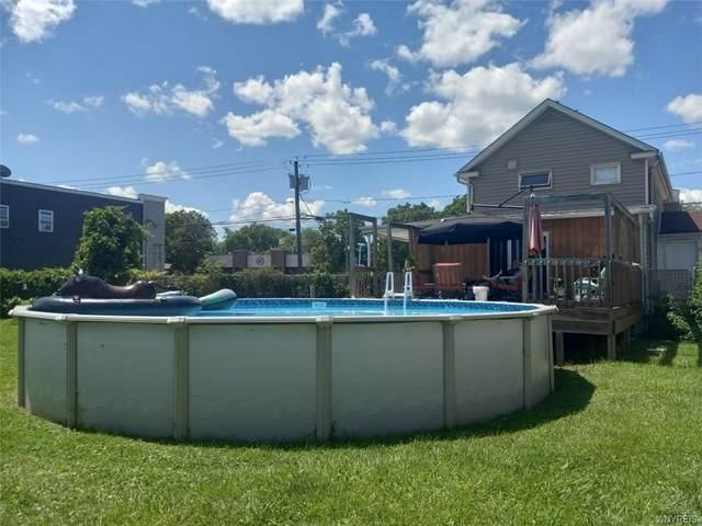 323 Hyde Park Boulevard, Niagara Falls, NY 14303 (MLS #B1356933) :: TLC Real Estate LLC