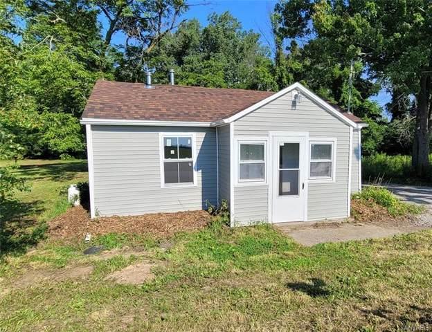 4352 Salt Works Road, Shelby, NY 14103 (MLS #B1357011) :: TLC Real Estate LLC