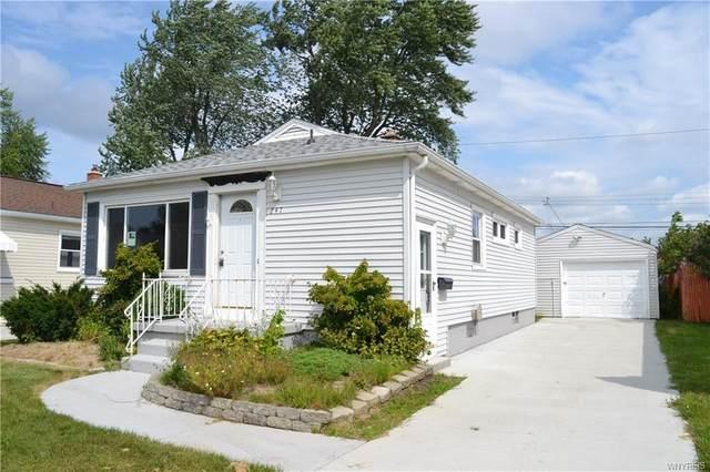247 Heath, Tonawanda-Town, NY 14223 (MLS #B1358456) :: MyTown Realty