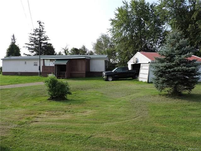 Land on Waterman Road, Hanover, NY 14062 (MLS #B1359441) :: BridgeView Real Estate