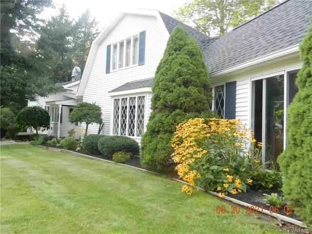7480 Abbott Hill Road, Concord, NY 14025 (MLS #B1360927) :: BridgeView Real Estate
