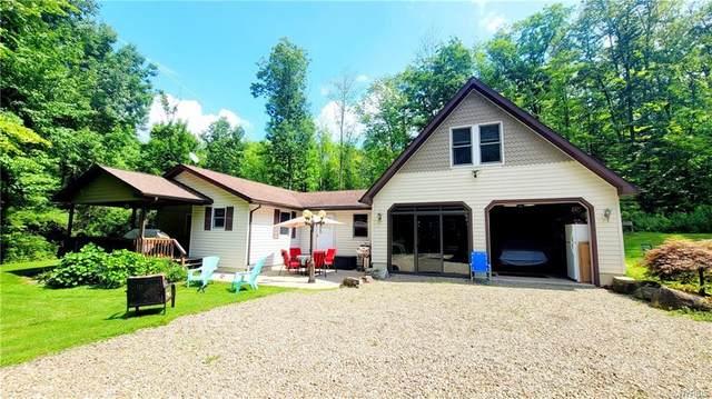 8618 Noontide Road, Caneadea, NY 14717 (MLS #B1361417) :: BridgeView Real Estate