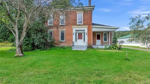 7334 Olean Road, Holland, NY 14139 (MLS #B1362665) :: Serota Real Estate LLC