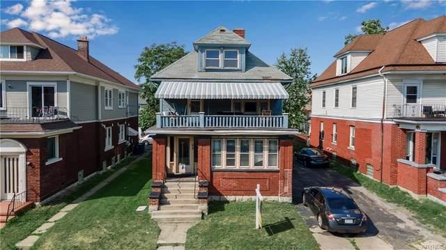 98 E Delavan Avenue, Buffalo, NY 14208 (MLS #B1362778) :: Serota Real Estate LLC