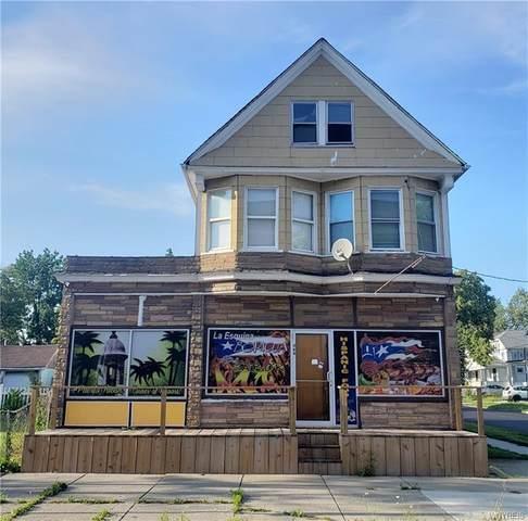 464 Leroy Avenue, Buffalo, NY 14215 (MLS #B1363010) :: BridgeView Real Estate