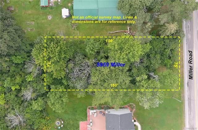 5959 Miller Road, Lewiston, NY 14304 (MLS #B1363319) :: TLC Real Estate LLC