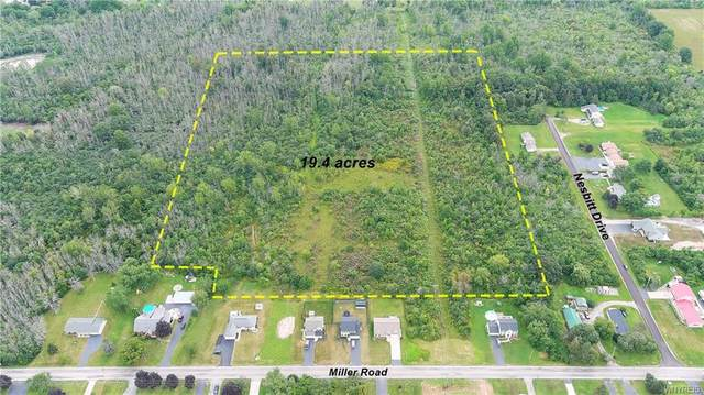 VL Miller Road, Lewiston, NY 14092 (MLS #B1363331) :: TLC Real Estate LLC