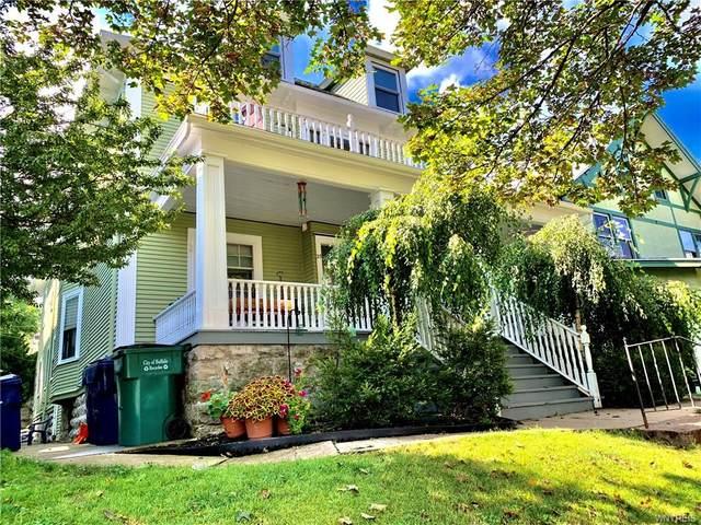 23-25 Inwood Place, Buffalo, NY 14209 (MLS #B1363660) :: BridgeView Real Estate