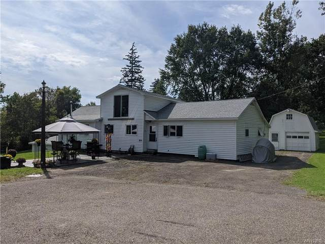 8219 Youngs Road, Otto, NY 14719 (MLS #B1365428) :: Robert PiazzaPalotto Sold Team