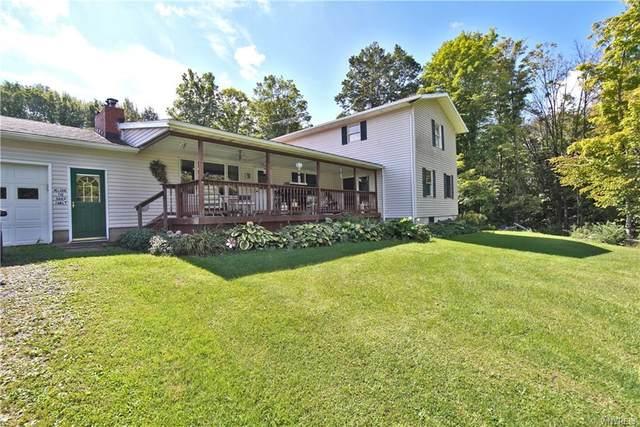 9505 Falls Road, Colden, NY 14170 (MLS #B1365519) :: BridgeView Real Estate