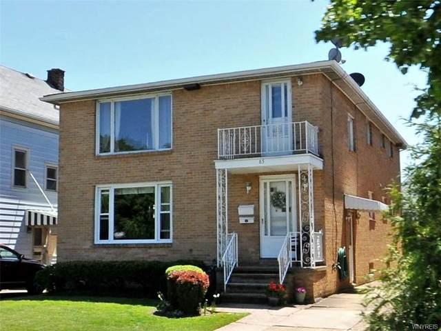 65 Rand Avenue, Buffalo, NY 14216 (MLS #B1366156) :: BridgeView Real Estate