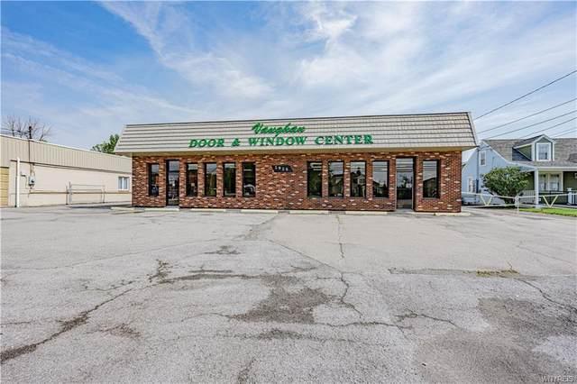 2925 Military Road, Niagara, NY 14304 (MLS #B1366596) :: Serota Real Estate LLC