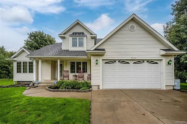 7421 Cedar Street, Newstead, NY 14001 (MLS #B1367845) :: BridgeView Real Estate