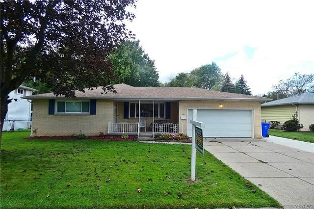 150 Sharon Drive, West Seneca, NY 14224 (MLS #B1367973) :: BridgeView Real Estate